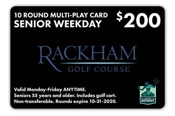 Rackham Multi-Play Card